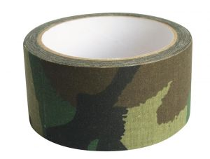 Web Tex Fabric Tape -Camo