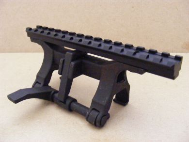 QD mount for MP5/G3
