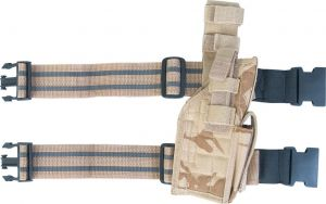 Web-Tex US Assault holster -desert